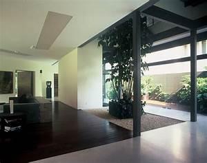 Modern Uban House with Limestone Walls - BA House - DigsDigs  Modern