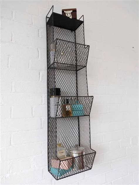 Kitchen Metal Wall Uk by Kitchen Or Bathroom Metal Wall Wire Rack Co Uk