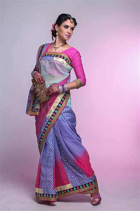 how to drape saree neatly how to wear saree in different ways quora