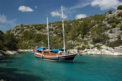 Boat Cruise Turkey by 8 Days Boat Cruise From Marmaris To Islands