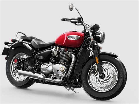 triumph bonneville speedmaster launched  india price