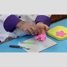 How To Make A Wireless Gumpaste Rose  Global Sugar Art Youtube