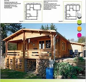 Kleines Gerätehaus Holz : holzh user blockhaus in l form blockh tte als ~ Michelbontemps.com Haus und Dekorationen