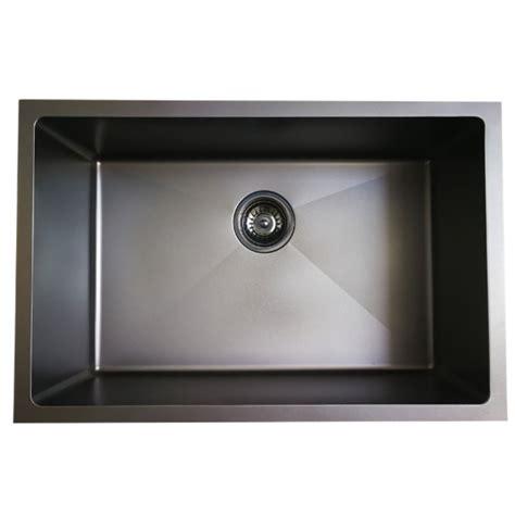 black stainless kitchen sink black stainless steel kitchen sink home appliances on
