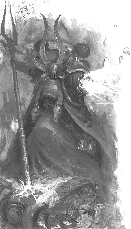 chaos sorcerer image warhammer  fan group mod db