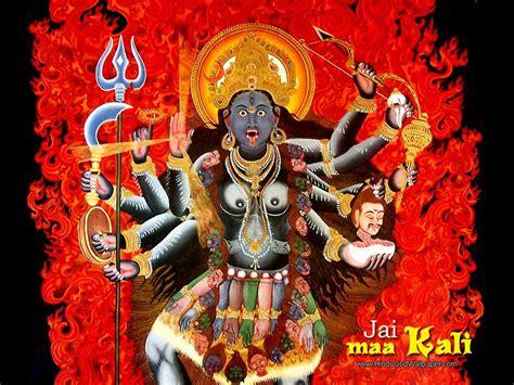Maa Kali Animation Wallpaper - maa kali images and wallpaper