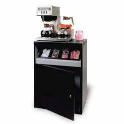 Office Break Room Accessorie Coffee Cabinets & Storage in