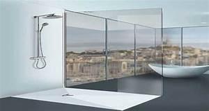 Bac De Douche À L Italienne : receveurs douche italienne bien tre chez laser deco cool ~ Farleysfitness.com Idées de Décoration