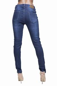 Ladies Womens New Sexy Ripped Jeans Skinny Fit Plus Size ...
