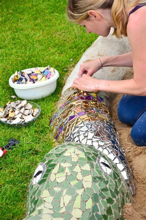 Sandkasten Für Terrasse by Pin Katrin Preu 223 Auf Mosaik Garten Ideen Garten Und