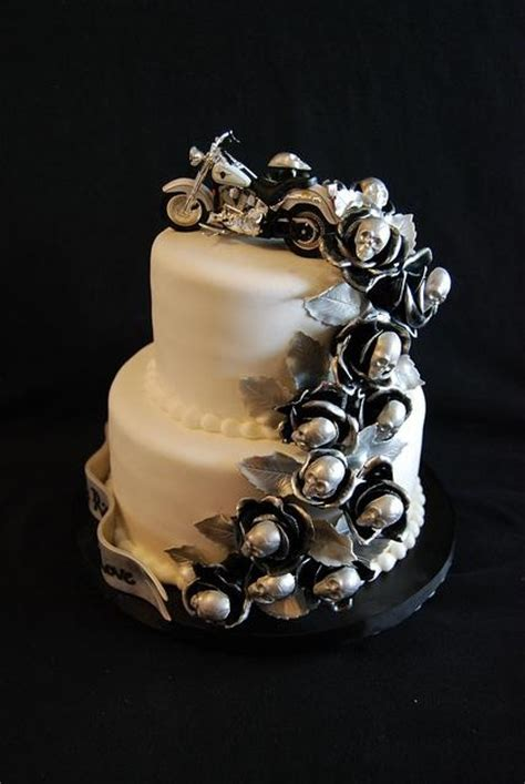 images  cakes motorcycles  pinterest