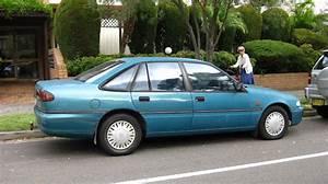Toyota Loison Sous Lens : aussie old parked cars 1993 toyota lexcen csi sedan ~ Gottalentnigeria.com Avis de Voitures
