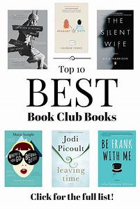 17 Best ideas about Best Book Club Books on Pinterest ...