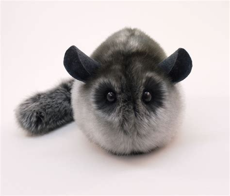 chinchilla toys stuffed chinchilla stuffed animal cute plush toy chinchilla