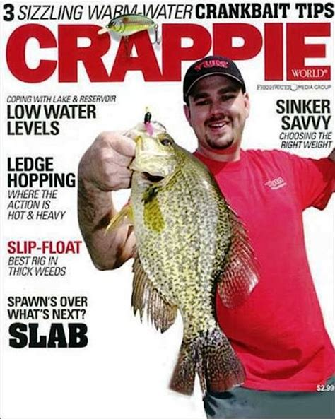 Boating World Magazine Customer Service by Crappie World Magazine Customer Service Fishing