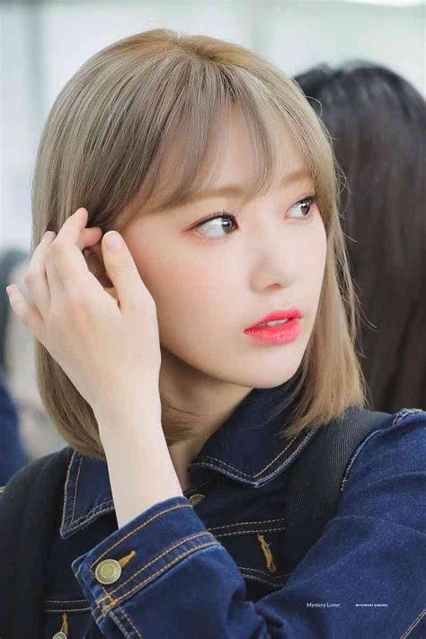 sakura miyawaki  unrecognizable  izone