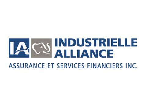 alliance siege social lesaffaires com profil de l 39 entreprise ia groupe financier