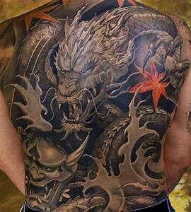 Drachen Tattoo Oberarm : geniale drachen tattoos tattoo ideen pinterest tattoo ideen japanische tattoos and ~ Frokenaadalensverden.com Haus und Dekorationen
