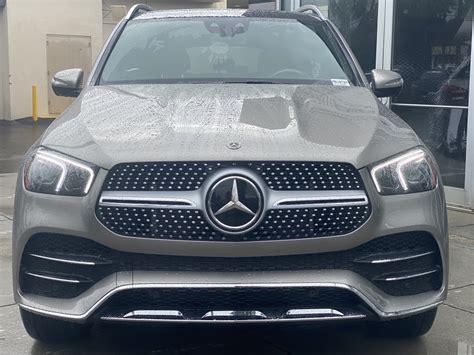 Окраска designo белый бриллиант, 2019 г.в. New 2021 Mercedes-Benz GLE GLE 450 For Sale Charleston SC | #MB10702