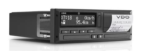 vdo  digital tachograph iveco tacho