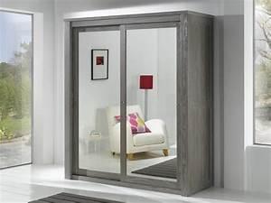 Armoire Porte Miroir : armoire porte miroir armoire porte miroir sur ~ Teatrodelosmanantiales.com Idées de Décoration