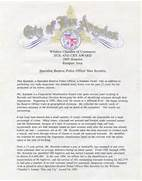 Police Commendation Letter Sample Submited Images Pic2Fly 8 Best Images About Letters Of Appreciation On Pinterest Sample Recognition Letter Of Commendation Pictures To Pin Alfa Img Showing Police Officer Commendation