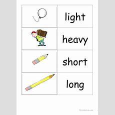 Adjectives Flashcards Worksheet  Free Esl Printable Worksheets Made By Teachers