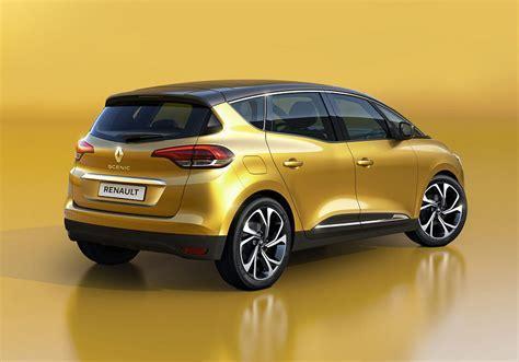 Die neue Renault Scénic Familie.   CARWALK