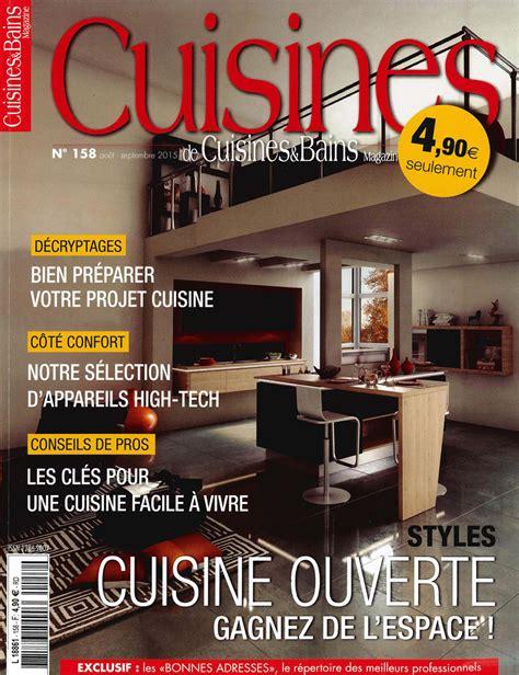 cuisine et bains magazine mj home dans cuisines et bains