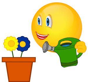 smiley animiert garten smiley emoticon und emoji faces
