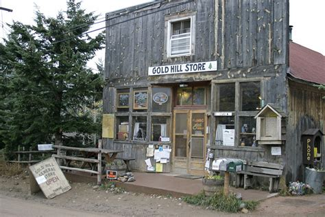 gold hill   gold hill store photo picture image colorado  city datacom