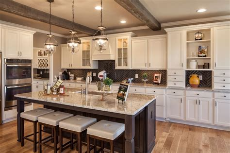 What To Do With White Kitchen Cabinets by Chefs Kitchen Landen Maple Painted Antique White