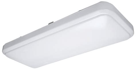 hton bay led linear ceiling light 2 foot the home