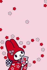 My Melody (Sanrio) | Wallpapers | Pinterest | Kimonos, As ...