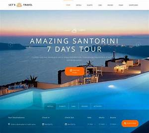 20 Best HTML Responsive Booking Templates For Travel