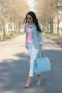 How to Wear 2016u2019s Pantone Colors Rose Quartz and Serenity u2013 Glam Radar