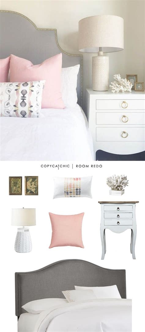 Bedroom Color Schemes Pink by Best 25 Gray Pink Bedrooms Ideas On Pink Grey
