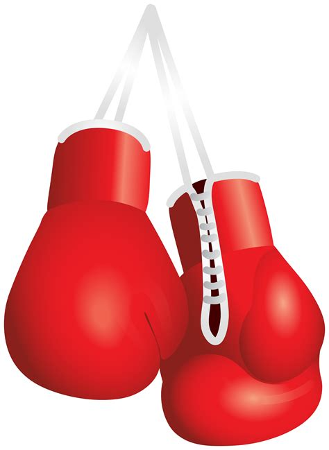 boxing gloves png clip art  web clipart