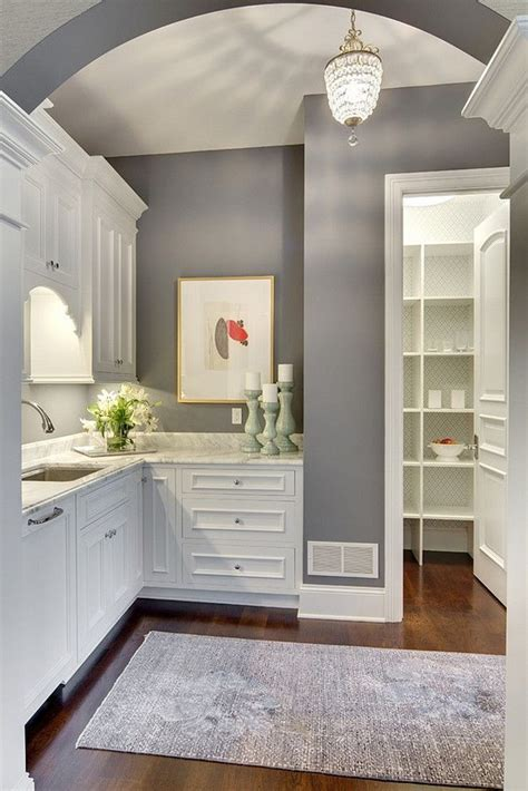 kitchen paint ideas    love benjamin moore white cabinets  dior