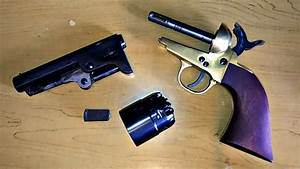 1851 Colt Navy Revolver How To Disassemble