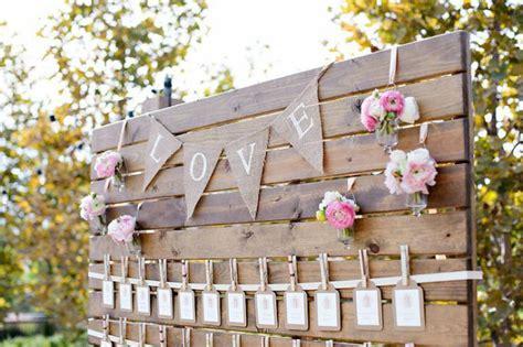 casamento casamento dicas  decorar usando pallets claudia