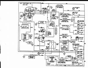 Arctic Cat 400 Wiring Diagram