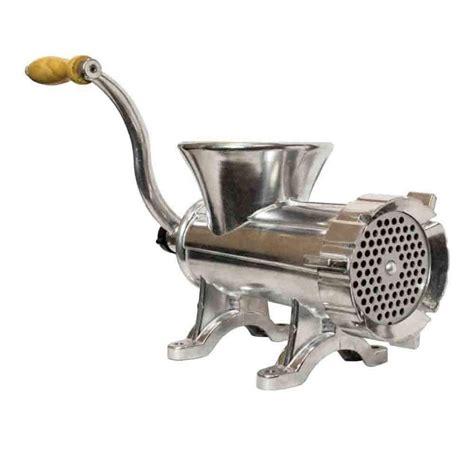 lem  aluminum manual meat grinder vacuum sealers unlimited