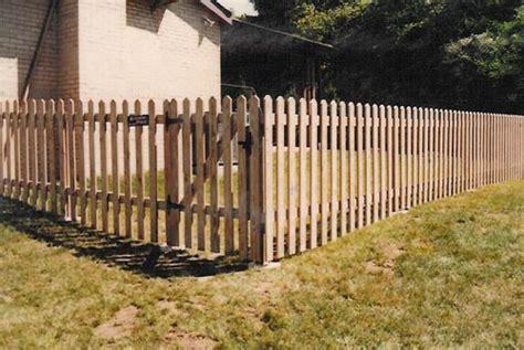 Allegheny Fence, Wood