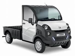 Pick Up Voiture : brommobiel pick up aixam pro d truck ~ Maxctalentgroup.com Avis de Voitures