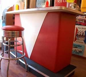 Bar De Maison : bar de maison vintage parfait pour votre diner ou m me votre maison american diner ~ Teatrodelosmanantiales.com Idées de Décoration