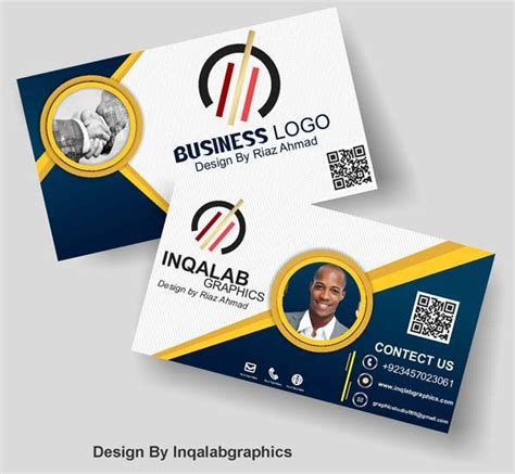 visiting card design   psd  cdr file