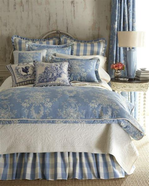 French Country Manor Guest Bedroom Set From The Sherry