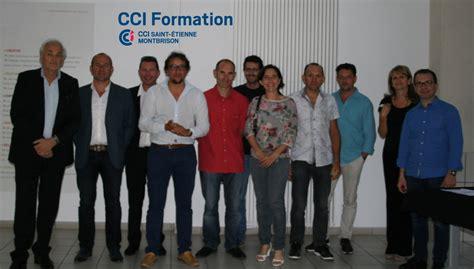Chambre De Commerce De Etienne Cci Etienne La 7e Promotion De L Institut