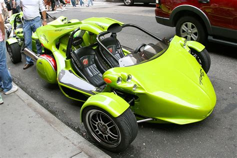 3 Wheel Motorcycle Spyder